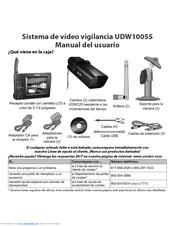 Uniden UDW155 Manual Del Usuario
