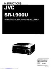 jvc sr l910ua 24 hour time lapse vcr manuals rh manualslib com jvc pro cision 19u vcr manual jvc vcr manual download