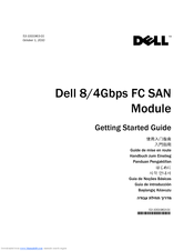 Dell 8 Getting Started Manual