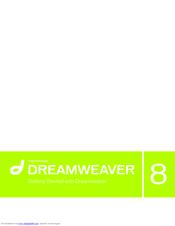 macromedia dreamweaver 8 getting started with dreamweaver getting rh manualslib com Macromedia Dreamweaver 8 Full Macromedia Dreamweaver 8 Serial Number