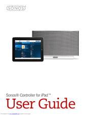 Array - sonos controller for ipad manuals  rh   manualslib com