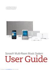 sonos zoneplayer 120 manuals rh manualslib com Sonos Connect Back Sonos Play 5 Box