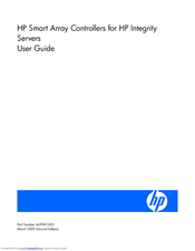 HP 381513-B21 P800 User Manual