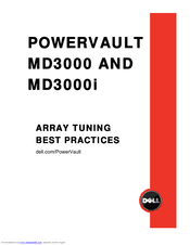 Dell PowerVault MD3000i Tuning Manual
