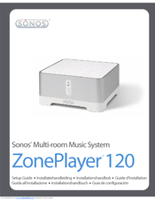 sonos zp120 manuals rh manualslib com sonos zp100 manual sonos zp120 user manual