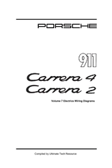 Porsche 911 Volume 7 Electrics Wiring Diagrams Manuals Manualslib
