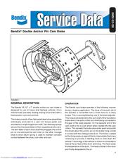 bendix air disc brakes manual