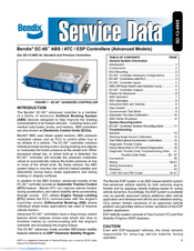 BENDIX EC-60 ABS-ATC ESP CONTROLLERS ADV Manual (48 pages)