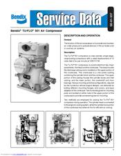 Bendix Tu Flo 501 Air Compressor Manuals