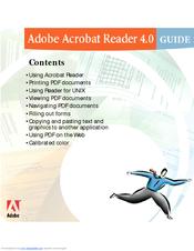 acrobat reader 4.0 download