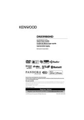 Kenwood dnx7180 manuals asfbconference2016 Images