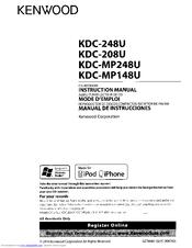 KENWOOD KDC-248U INSTRUCTION MANUAL Pdf Download | ManualsLibManualsLib