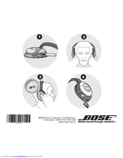 bose quietcomfort 15 manuals rh manualslib com bose quietcomfort 15 manual pdf bose quietcomfort 15 user manual