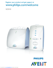Philips avent scd530/00 manuals.