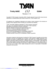 TYAN TRINITY I875P (S2099) DRIVER FOR MAC DOWNLOAD