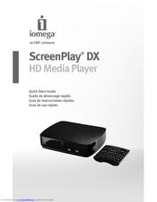 iomega screenplay dx manuals rh manualslib com Stick MP3 Player Instructions Sony MP3 Player Manual