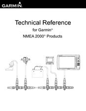 Garmin VHF 300 series Reference