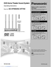 panasonic saht900 dvd theater receiver manuals rh manualslib com sa ht900 service manual panasonic sa-ht900 manual pdf