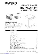 asko 1895 manuals rh manualslib com asko dryer instruction manual asko w6021 instruction manual