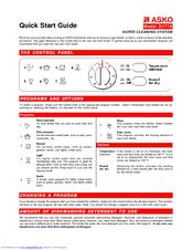 asko d1716 manuals TSFL Quick Start Guide Navy DEP Start Guide
