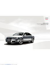 Audi 2009 A8 Manuals