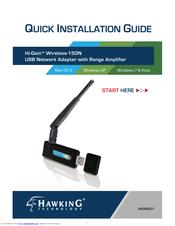 HawkingTech HWUG1 Wireless-G USB Adapter with Removable Antenna Drivers (2019)