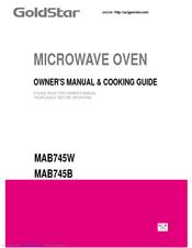 lg goldstar mab745w owner s manual cooking manual pdf download