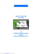 Nokia 6190 - Cell Phone - GSM User Manual