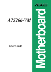 ASUS A7S266-VM SERVER MOTHERBOARD WINDOWS 8 X64 DRIVER DOWNLOAD