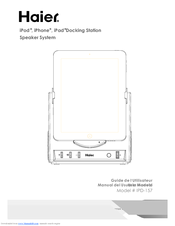 Haier ViewHD IPD-157B User Manual