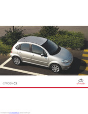 citroen c3 manuals rh manualslib com citroen c3 user guide citroen c3 user manual 2017