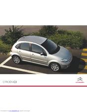 citroen c3 manuals rh manualslib com Citroen C3 Interior 2015 Citroen C3