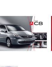 citroen c8 manuals rh manualslib com citroen c8 workshop manual free citroen c8 service manual