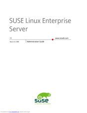 NOVELL LINUX ENTERPRISE SERVER 11 - ADMINISTRATION