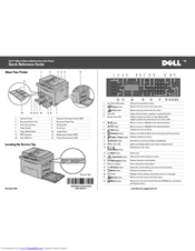 Dell 1355CN Quick Reference Manual