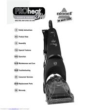 bissell pet wash powerbrush instruction manual