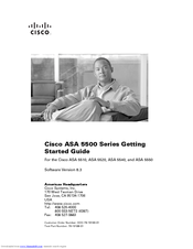 Cisco 5510 - ASA SSL / IPsec VPN Edition Started Manual