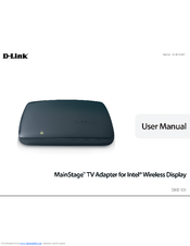 D-Link DHD-131 User Manual