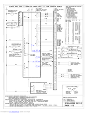 electrolux e30ew85gss icon designer series electric double oven Dishwasher Loading Diagram electrolux e30ew85gss icon designer series electric double oven wiring diagram pdf download