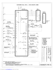 Electrolux E30MC75JSS Wiring Diagram