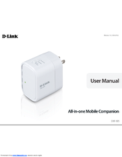D-Link DIR-505 User Manual