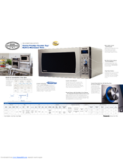 Panasonic Genius Prestige Nn Sd997s Manuals