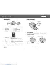 Dell 1350CNW Quick Reference Manual