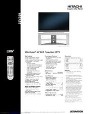 hitachi 55vs69a manuals rh manualslib com Hitachi Schematics Hitachi Excavators