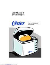 OSTER 5838 EXPRESSBAKE BREAD MAKER USER MANUAL RECIPES Pdf Download