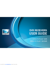 DIRECTV HR24 User Manual