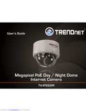 TRENDnet TV-IP262PI Internet Camera Windows 8