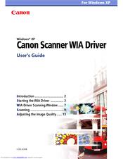 CANOSCAN 9900F WIA WINDOWS 7 X64 TREIBER