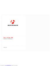 BONTRAGER TRIP 1 OWNER'S MANUAL Pdf Download