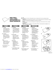 Brother 5234PRW Instruction Manual